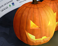 Halloween Mercalf Iveco
