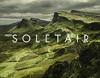Soletair - Visual Identity & Website design