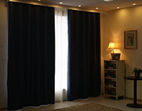 Best Curtains Are the Bedroom Blackout Curtains!