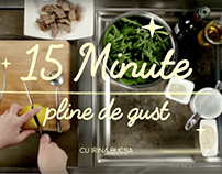 Olympus Dairy // 15 Minute Meals