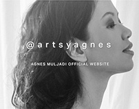 Website for @artsyagnes