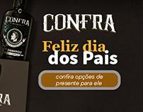 Banner Dia dos Pais Confra 2020