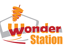 Wonder Station | Restaurant Identity