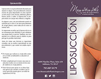 Spanish Liposuction Brochure