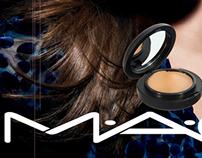 Mock Design: MAC Cosmetics-Studio Tech Foundation