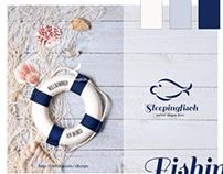 Logo-Entwürfe: Fisch