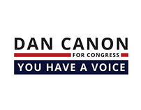 Dan Canon for Congress Logo - 2017