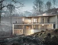 Heggedal House