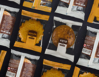 KƏTƏ & KORJİK - Packaging design