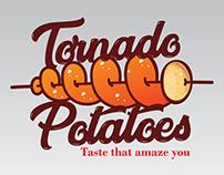 Tornado Potatoes