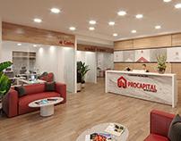 Real Estate office, Bucuresti