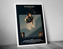 WONDER WOMAN Tribute Poster