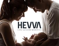 HEVVA - Logo Branding