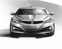 BMW (sketch)