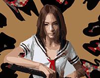 illustrator fighting