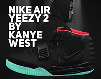 SNEAKERS YEEZY BY KANYE WEST