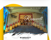 Ranowell Hotel Website Redesign