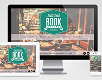 East End Book Exchange Responsive Web Design