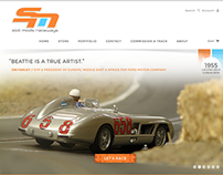 Shopify-platform website for Slot Mods USA