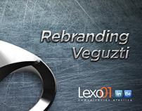Logo & rebranding Veguzti 2018