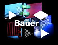 Corso videomapping Bauer