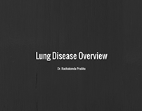 Lung Disease Overview