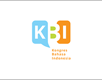 Kongres Bahasa Indonesia Logo