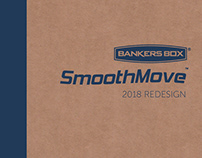 Bankers Box SmoothMove 2018 Packaging Redesign