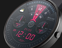 WatchFace for SmartWatch