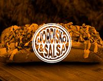 Mordisko & Salsa, USA (Brand Design)