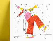 Pieskot - birthday cards
