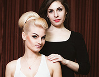 Kristina + Veronika