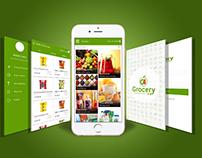 Grocery App Designs