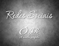 Redes Sociais out/2018 JR Metais