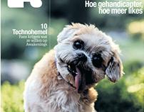 Gehandicapte dieren op Instagram | Parool