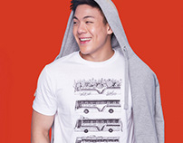Bench Love Local x Ang INK