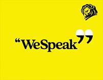 WeSpeak - Metro Ecuador
