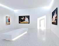 Virtual art gallery - indiegogo video ( 6-2016 )