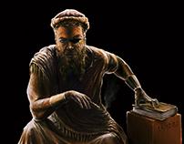 Sargon of Akkad fanart