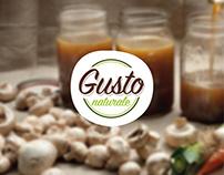 Gusto Logo Design