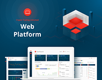 CryptoCurrency Exchange Web Platform - Blocktrade