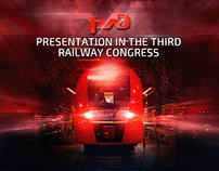 Presentation in the Third Railway Congress