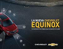 CHEVROLET EQUINOX AR