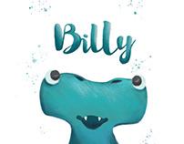 Billy the enthusiast Hammerhead Shark