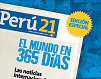 Suplemento EL MUNDO EN 365 DÍAS - Perú21