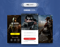 VG Mobile UI Kit