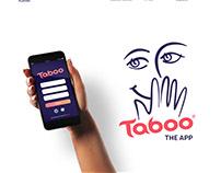 Taboo - The App