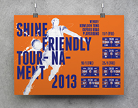 Poster of Shine Friendly Tournament 2013
