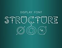 STRUCTURE font