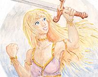 Princess and the Sword of Destiny
